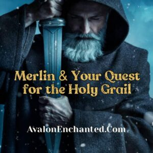 Merlin Quest for the Holy Grail