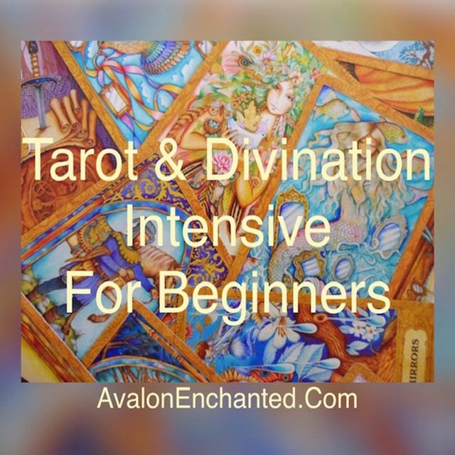 Tarot-Divination-Intensive-For-Beginners